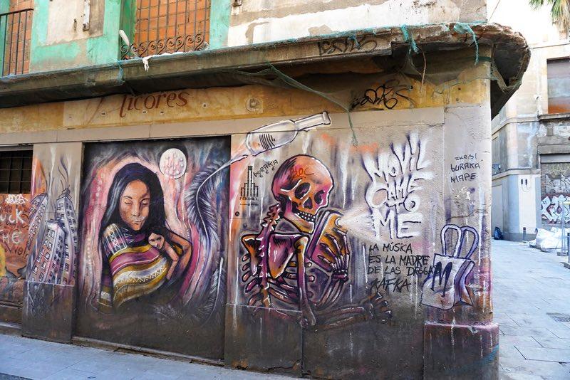 Touring El Raval In Barcelona Amateur Traveler
