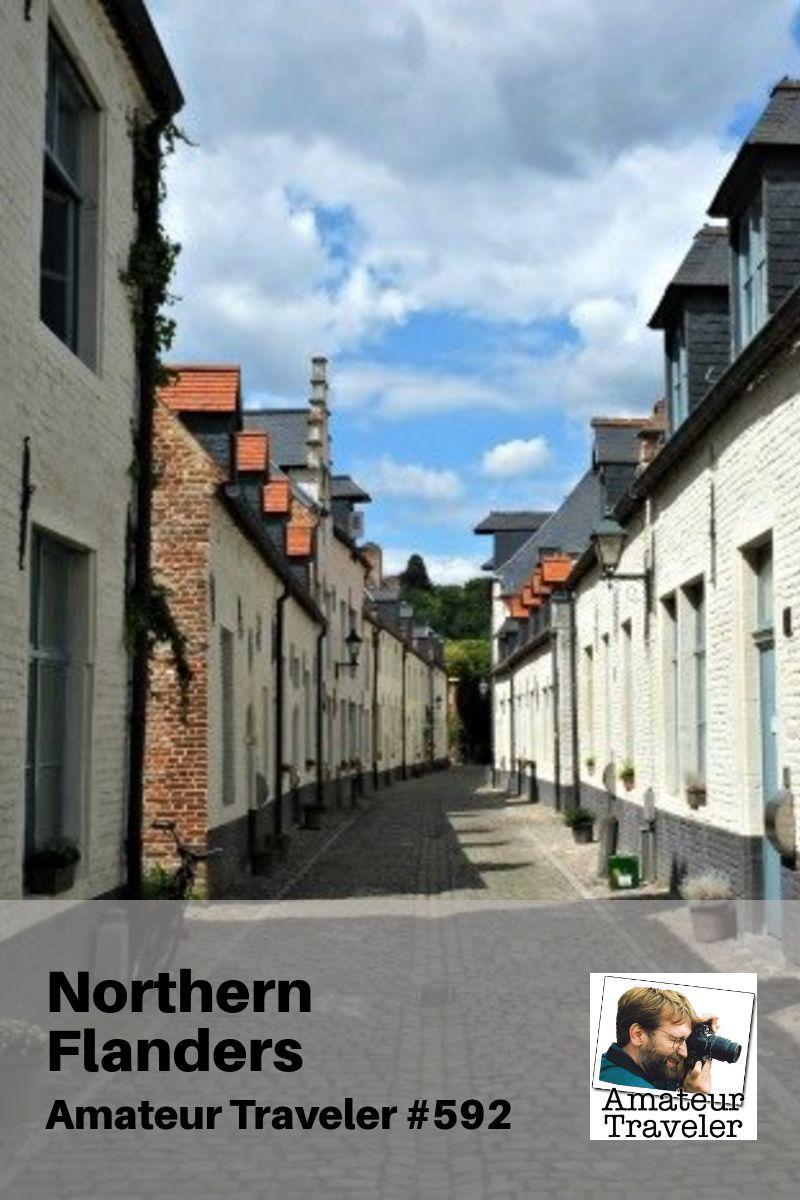 Travel to Mechelen, Hasselt and Leuven in Northern Belgium (Flanders) (Podcast)
