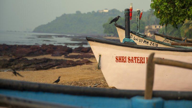 Goa, Hindistan