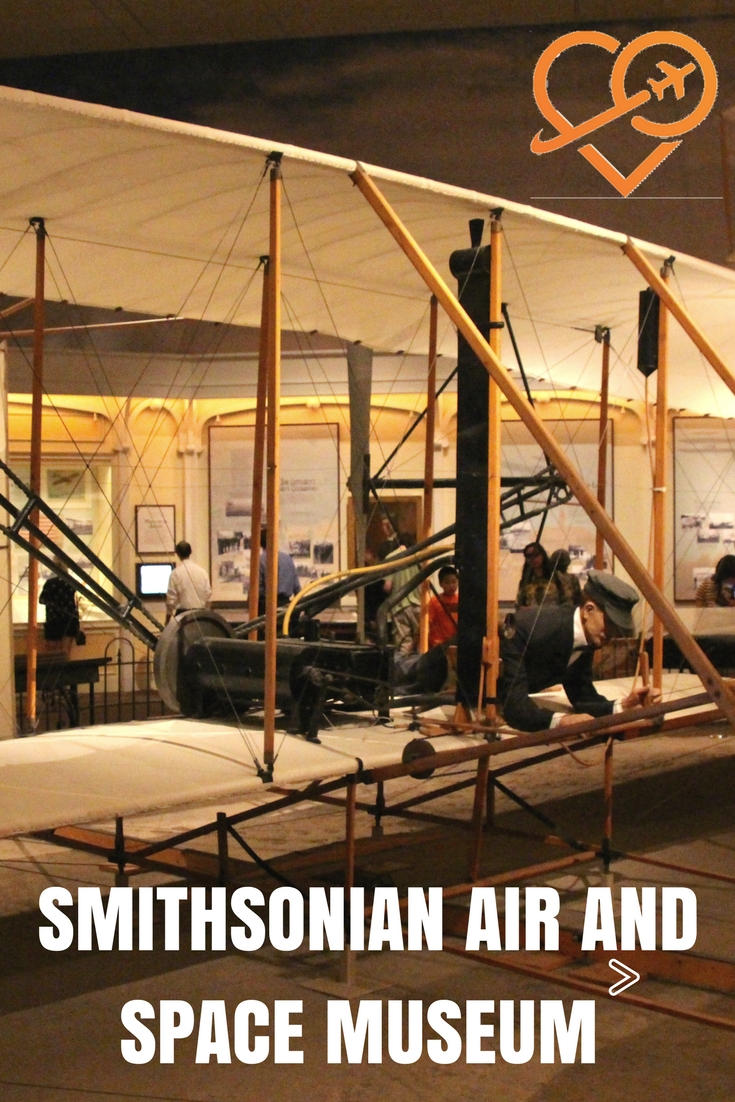 Smithsonian Air and Space Museum with City Wonders - Washington D.C.