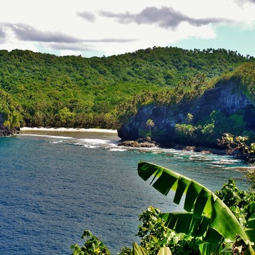Visiting the National Park of American Samoa