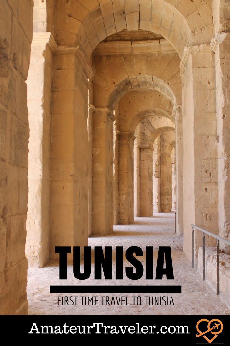 First Time Travel to Tunisia