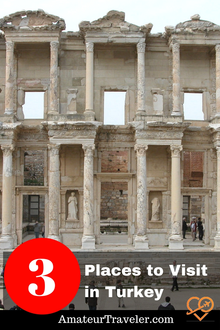 3 Great Places to Visit in Turkey