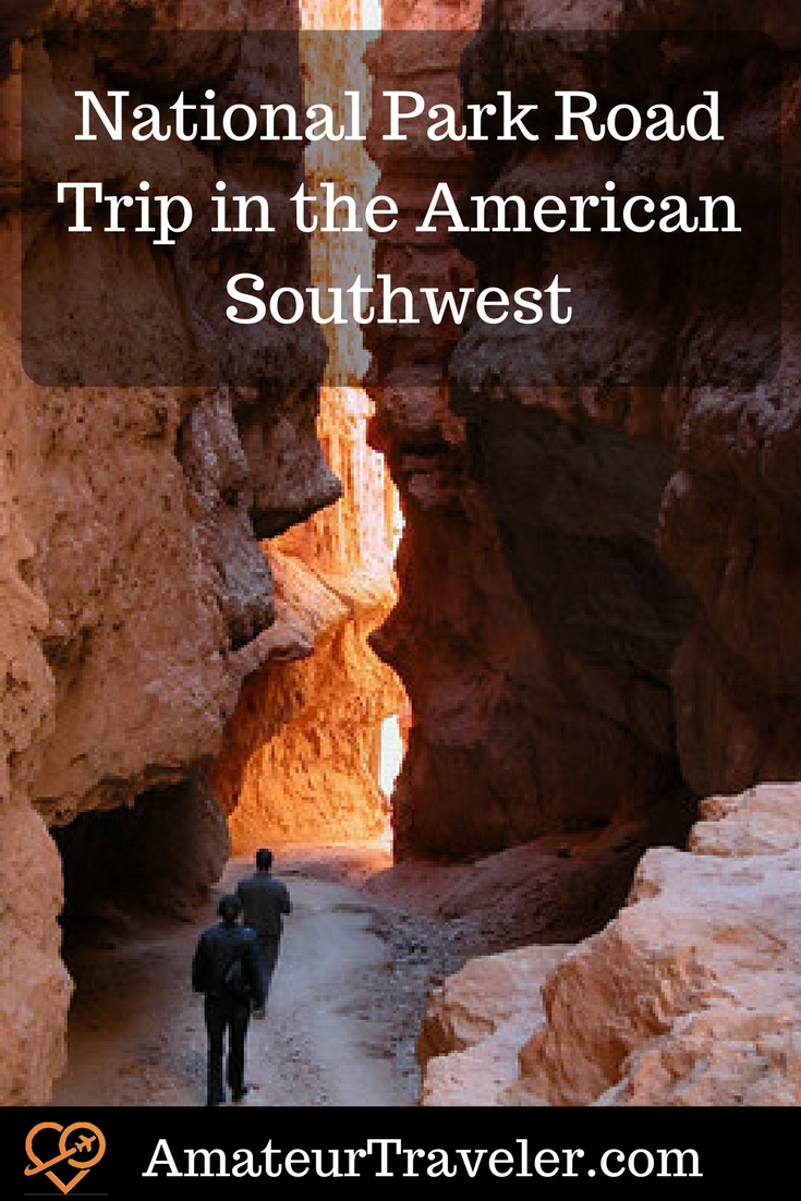National Park Road Trip in the American Southwest