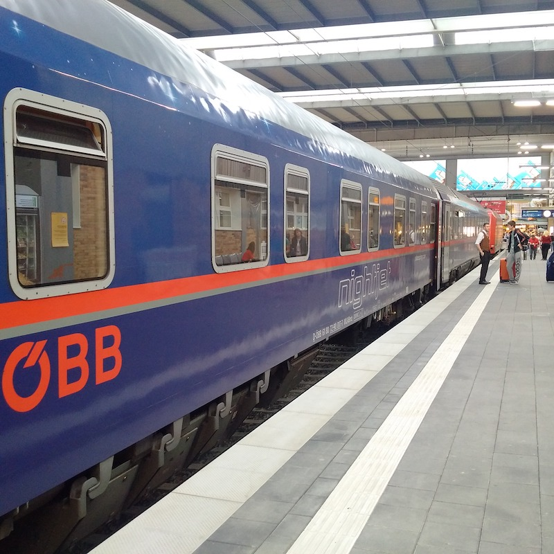 11 Exciting European Night trains and How to Use Them like ...