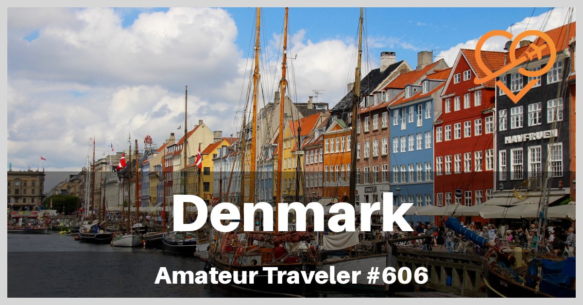 Travel to Denmark - Episode 606