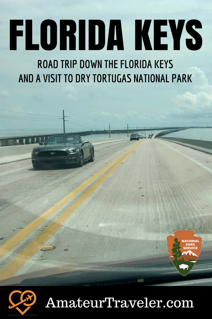 Road Trip down the Florida Keys and Dry Tortugas National Park (Videos #96 & #97)