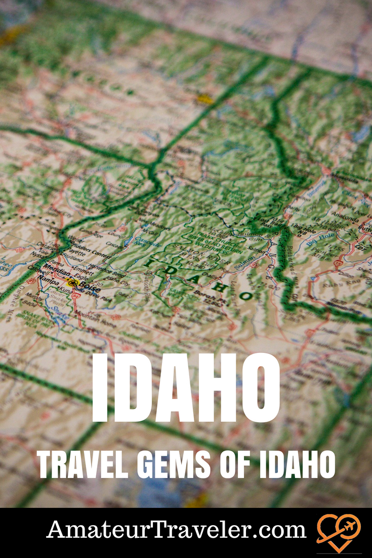 The Travel Gems of Idaho #idaho #travel