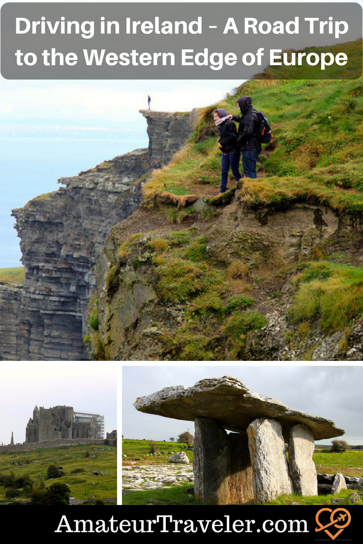 Driving in Ireland - A Road Trip to the Western Edge of Europe