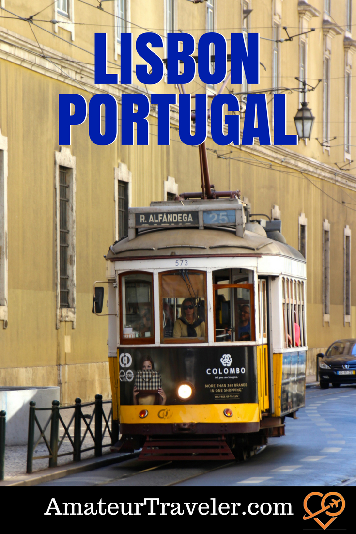 Travel to Lisbon, Portugal - A one week itinerary (Podcast) #travel #portugal #lisbon