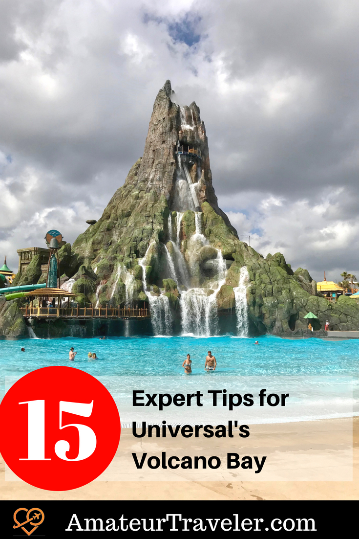 15 Expert Tips for Universal's Volcano Bay