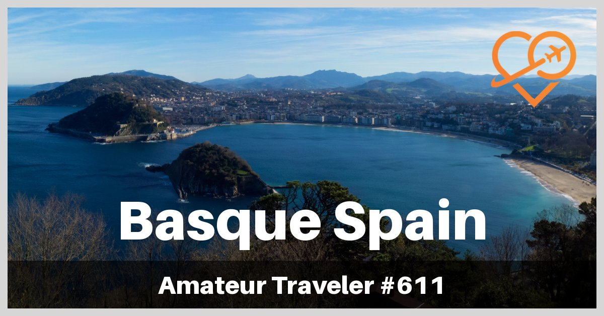 Basque Spain - Episode 611