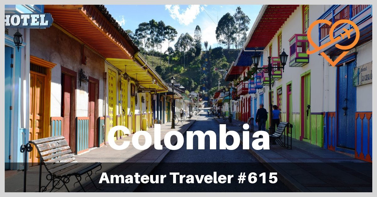 Travel to the Coffee Region of Colombia - Episode 615