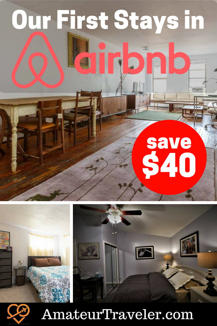 Our First Stays in Airbnb and a First Time Airbnb Guest Coupon #airbnb #coupon #travel #hotel #accomodation