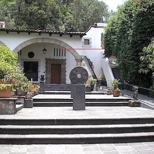 Exploring the Museo Dolores Olmedo in Xochimilco, Mexico City