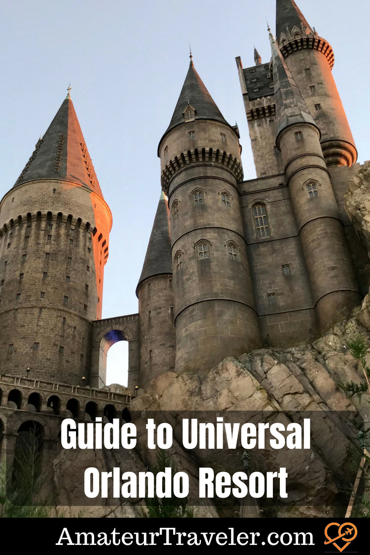 Guide to Universal Orlando Resort #universal-studios #universal #florida #orlando #travel #themepark
