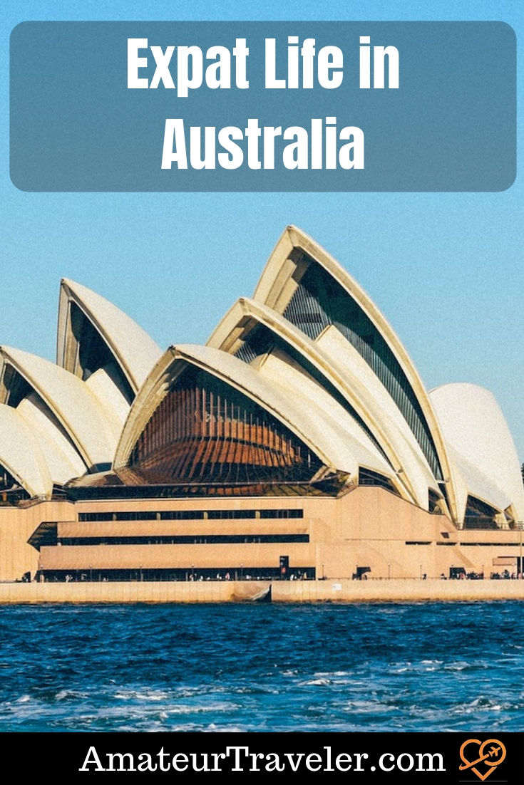 Living in Australia as an Expat #travel #australia #expat