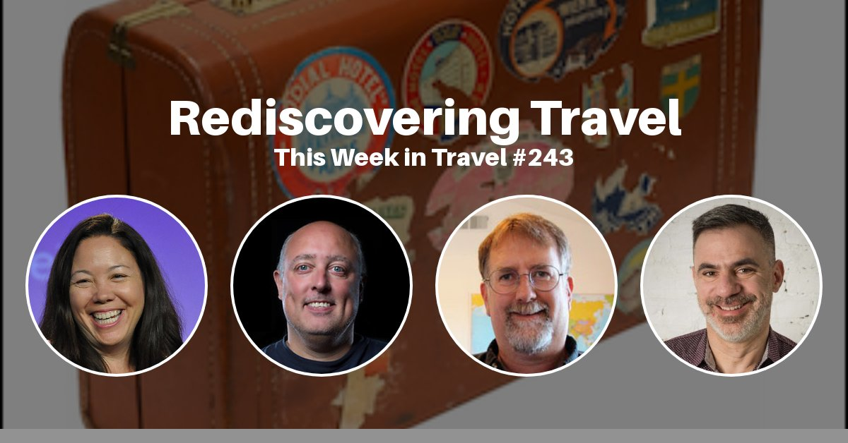 Discovering Travel with Seth Kugel - This Week in Travel #243 (Podcast)