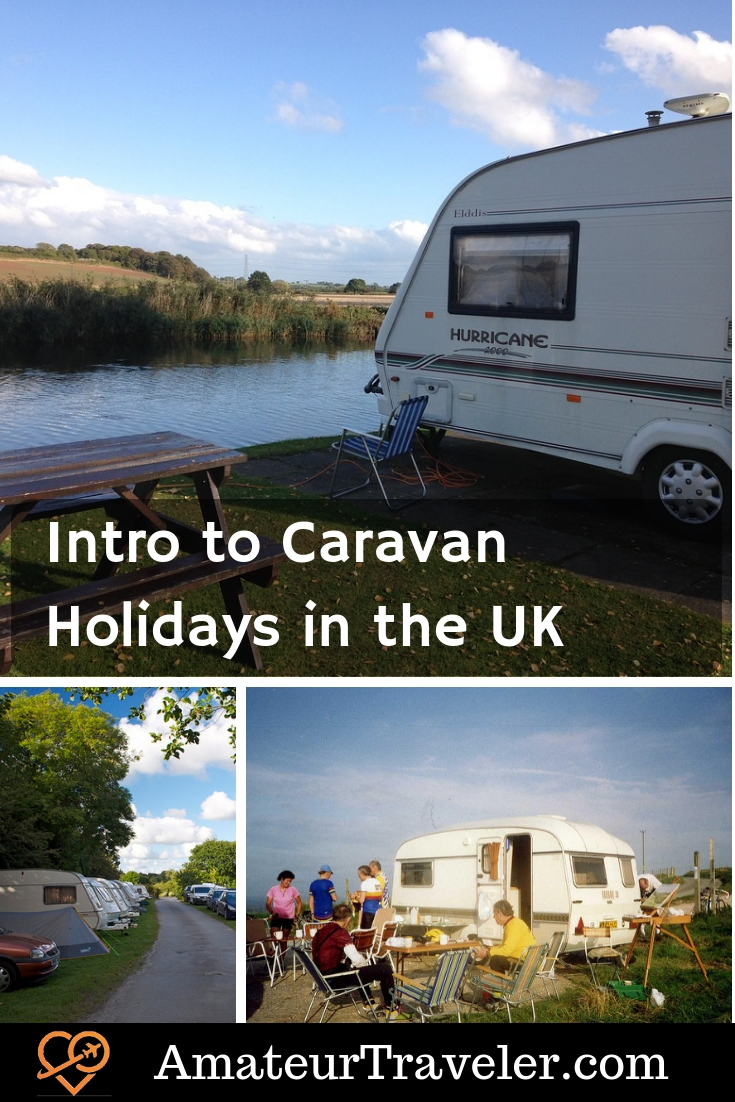 Intro to Caravan Holidays in the UK