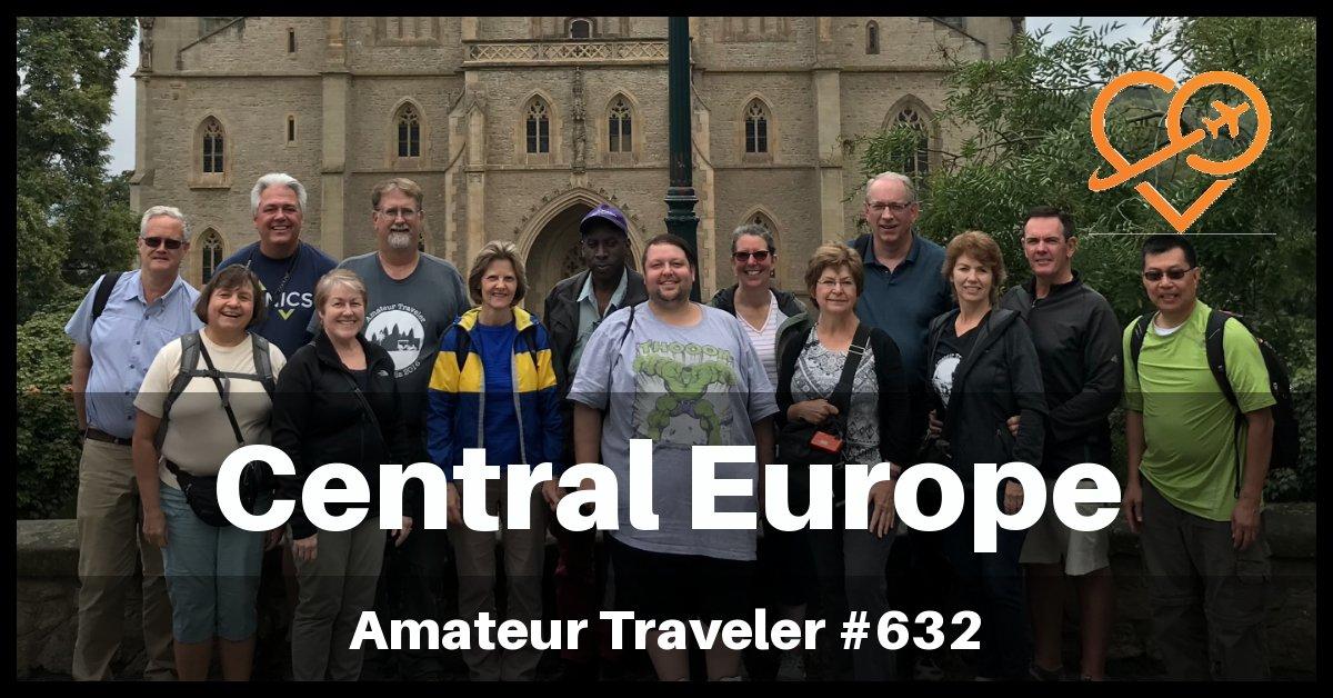 Travel to Central Europe (Prague, Krakow, Budapest) - Episode 632