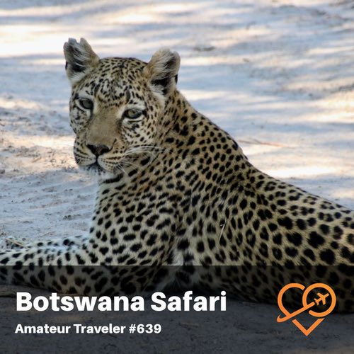 Botswana Safari – Episode 639
