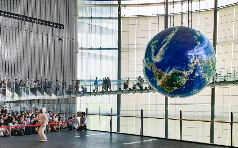 Miraikan – The National Museum of Emerging Science