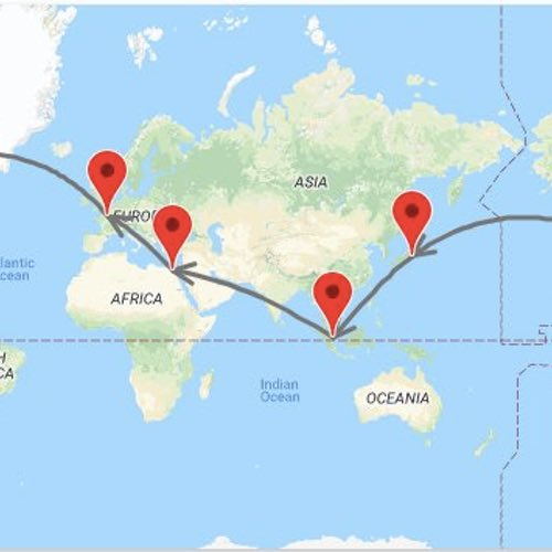 Guide to Round The World (RTW) Tickets