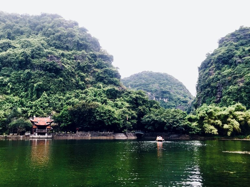 Trang bir doğal peyzaj kompleksi