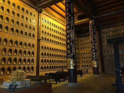 Bai Dinh Modern Tapınağı