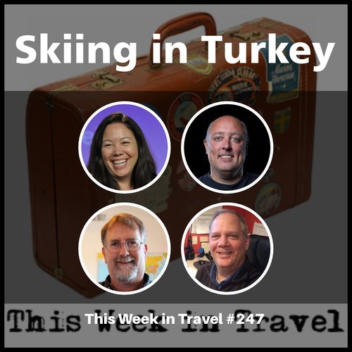 Skiing in Turkey – This Week in Travel #247