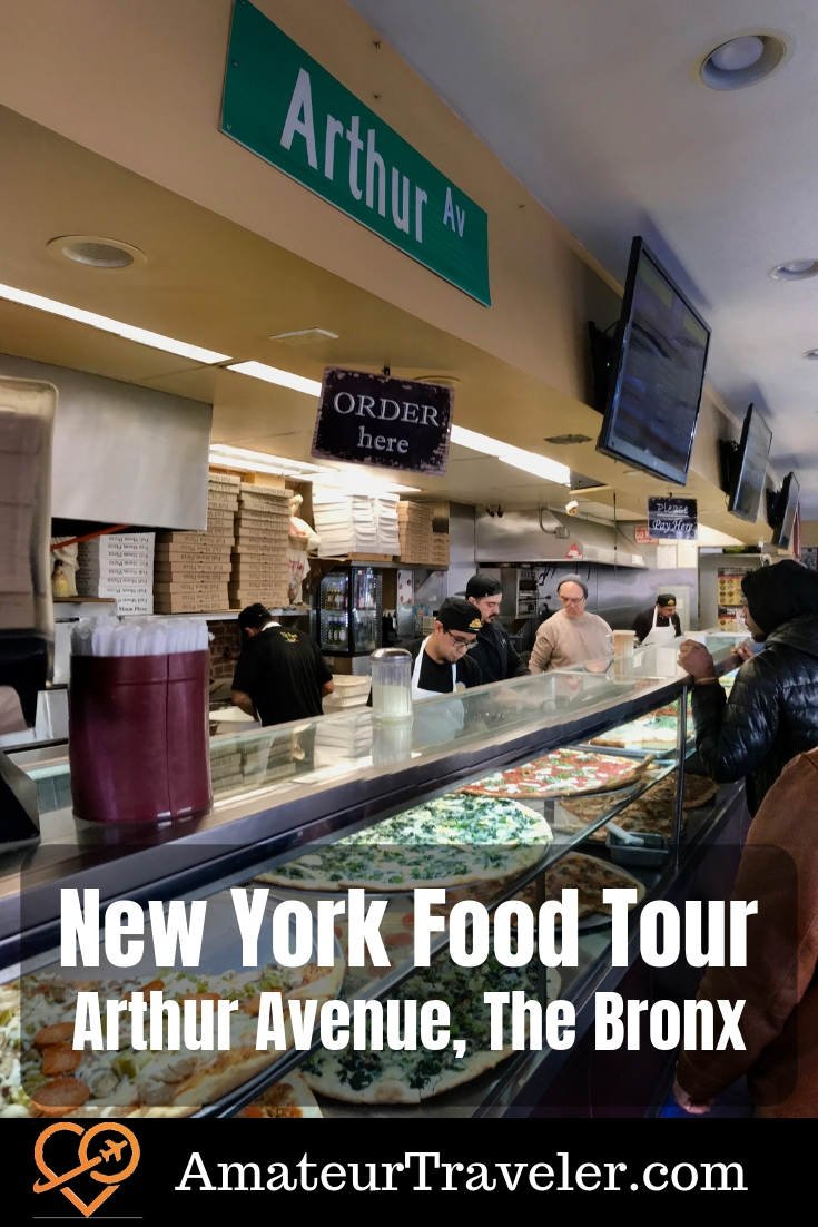 Little Italy Food Tour New York City