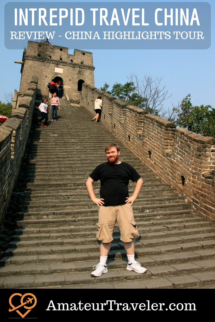 Intrepid Travel China - Review of Intrepid's China Highlights Tour (Beijing, Xian, Suzhou, Shanghai) #travel #trip #vacation #tour #planning #china #beijing #xian #shanghai #suzhou #vacations #destinations #adventure