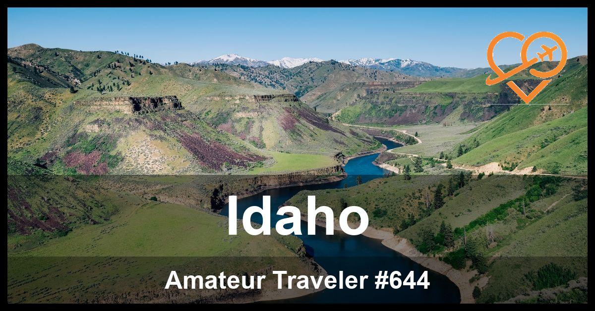 Idaho Road Trip (Podcast)