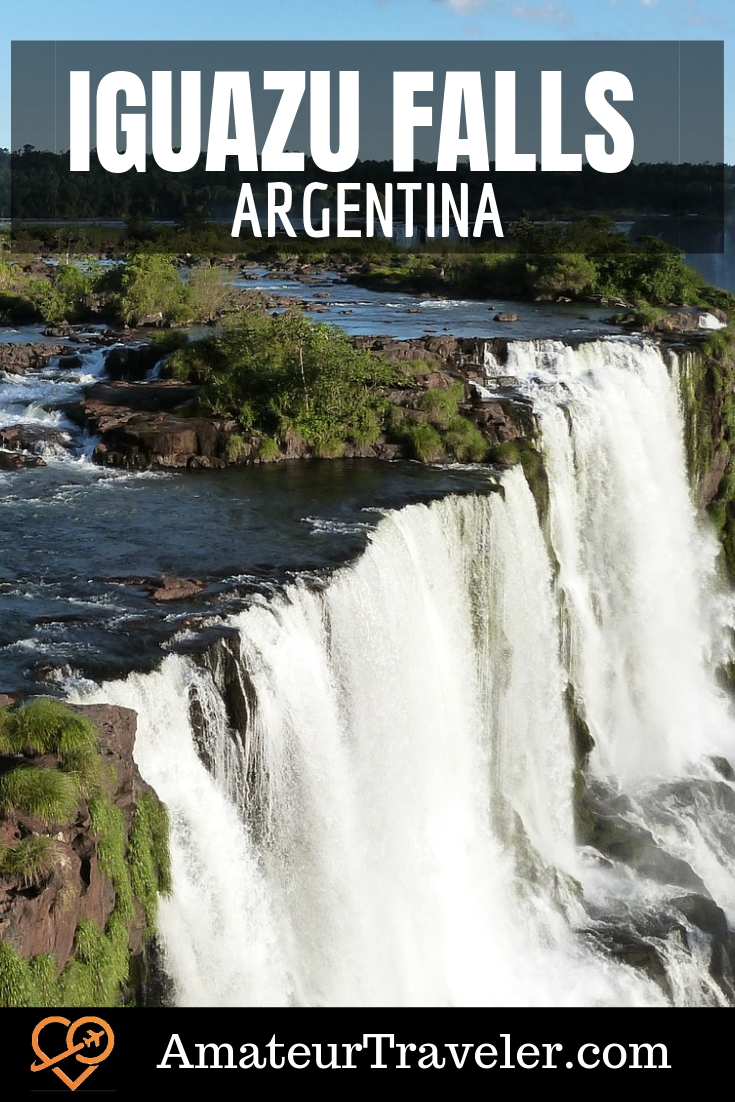 Iguazu Falls, Argentina - What to know before you go #travel #trip #vacation #southamerica #watefall #brazil #argentina #iguazufalls #planning