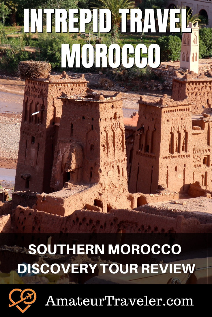 Intrepid Travel Morocco - Review: Southern Morocco Discovery Tour #travel #trip #vacation #tour #planning #budget #adventure #morocco #marrakech #desert #sahara #people #culture #itinerary #atlasmountains #beach #riad #essaouira #unesco