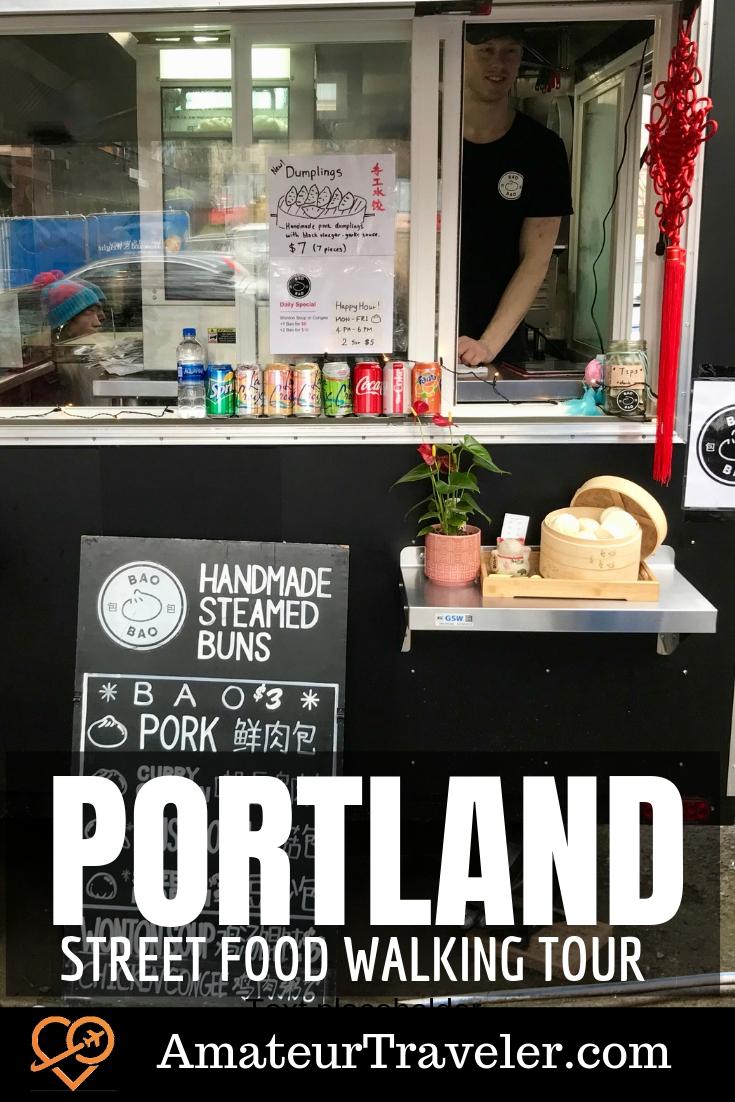 En İyi Portland Kamyon ve Arabaları - Yemek Sepeti Yürüyüş Turu - Portland, Oregon   Portland Sokak Yemekleri Yürüyüş Turu