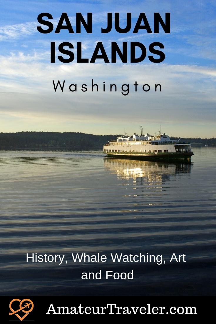 San Juan Adaları, Washington'da Yapilacak Seyler - Tarih, Sanat, Yemek ve Balina #travel #trip izliyor #vacation # san-juan-ada # san-juan-adalar #washington # cuma-liman #thingstodoin #planning #art # tiyatro #wildlife #whale #whales #thingstodo #ferry #food #map # balina gözlemciliği