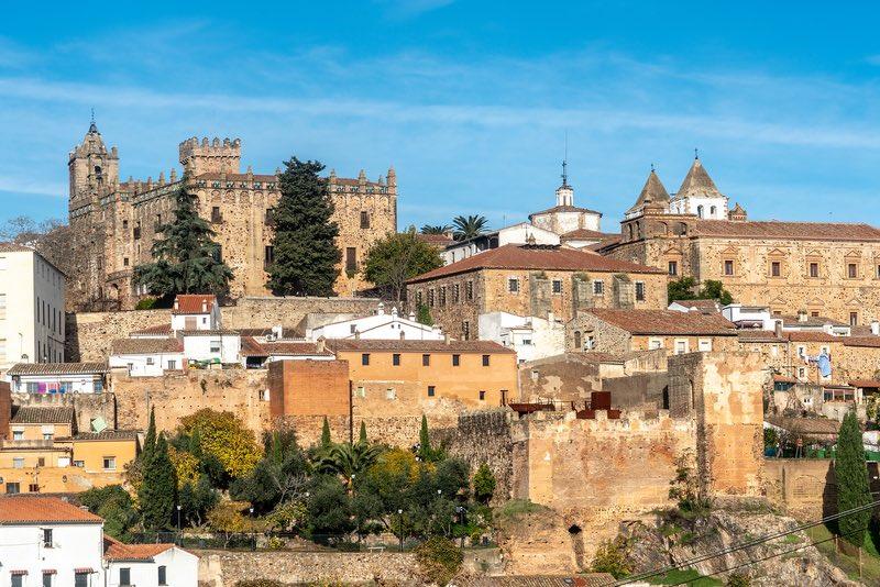 Caceres İspanya