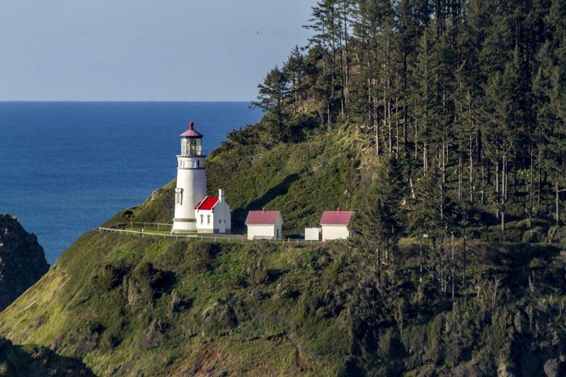 Oregon kıyıları