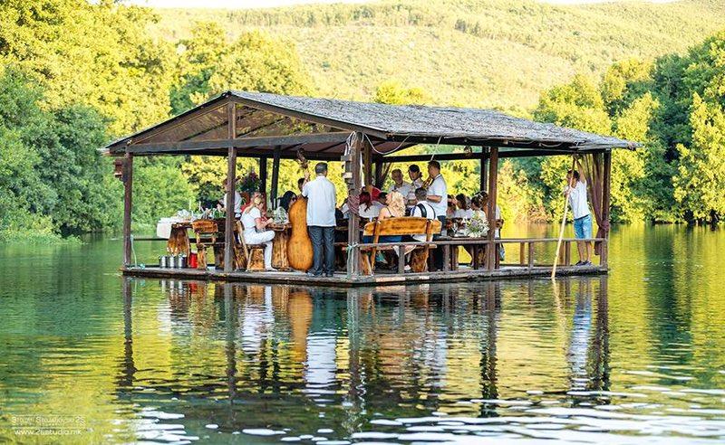 Охридское озеро Македония