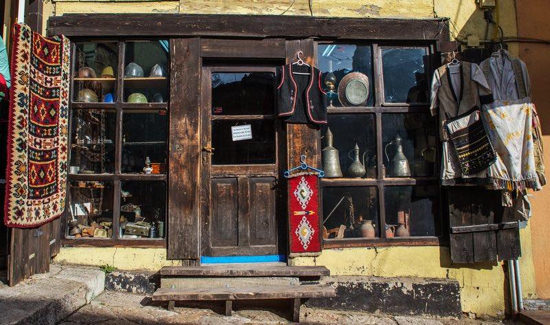 Старый базар - Скопье, Македония