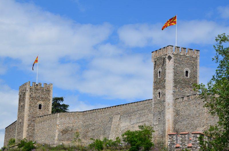 Посетите крепость Кале