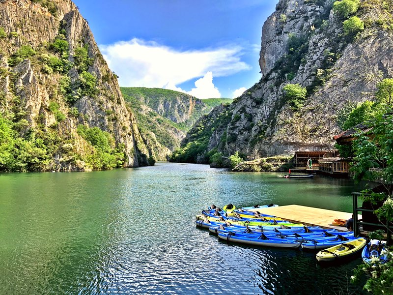 Discovering Canyon Matka
