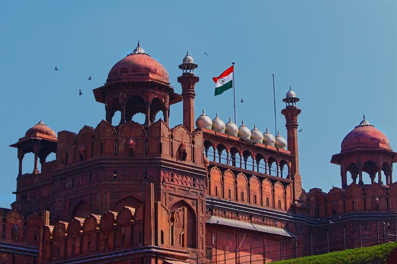 The Red Fort - Delhi, India