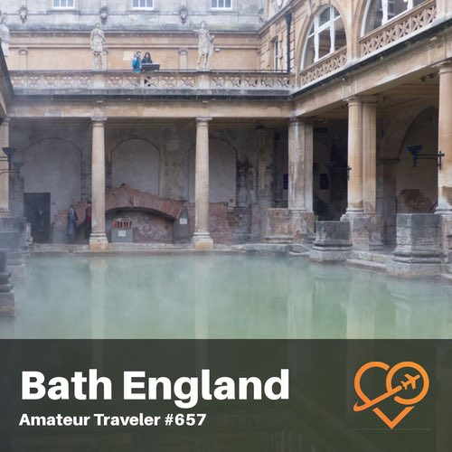 Travel to Bath, England – Episode 657