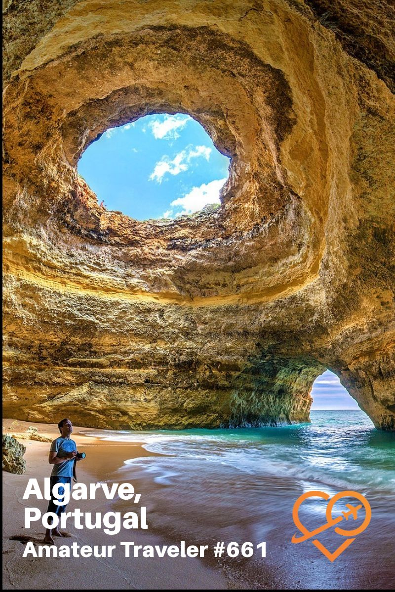 Algarve Vacation - Travel to Southern Portugal (Podcast) #portugal #algarve #travel #trip #vacation #things-to-do-in #lagos #beach #roadtrip #coast #faro