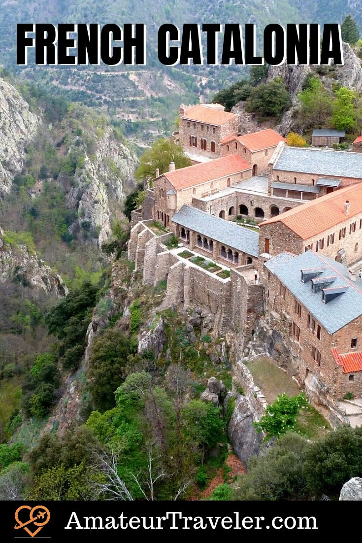 Discovering Pyrénées-Orientales – A trip to French Catalonia #travel #trip #vacation #france #catalonia #Pyrénées-Orientales #what-to-do-in #places #cities #Roussillon