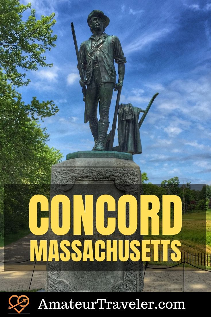 20 Things to Do with Kids in Concord, Massachusetts | Family Travel to Concord Ma #family #kids #4kids #concord #Massachusetts #travel #trip #vacation #what-to-do-in #things-to-do-in #henry-david-thoreau #Ralph-Waldo-Emerson #boston #ponds