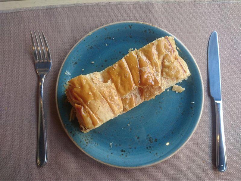 Comida Armenia - Gata