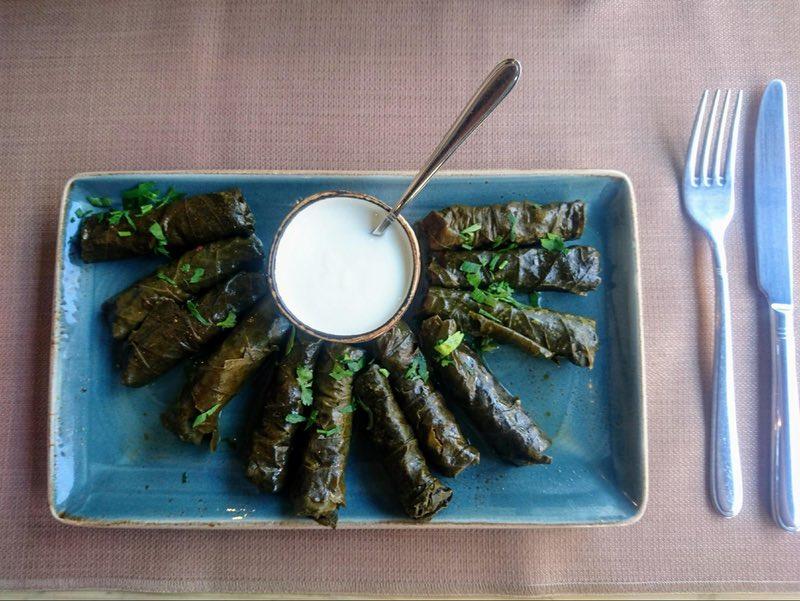 Comida Armenia - Dolma